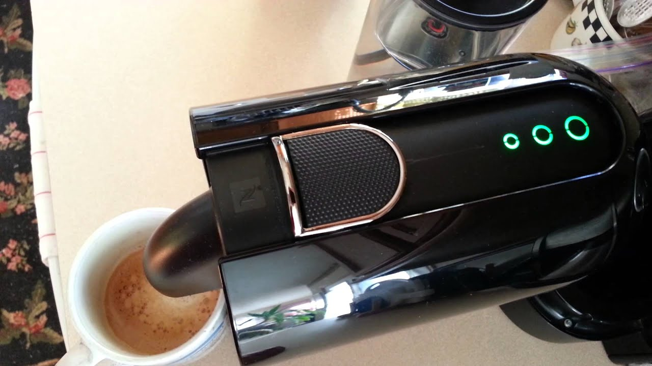 Photo of Nespresso U D50 Espresso Maker with Aeroccino Milk Frother