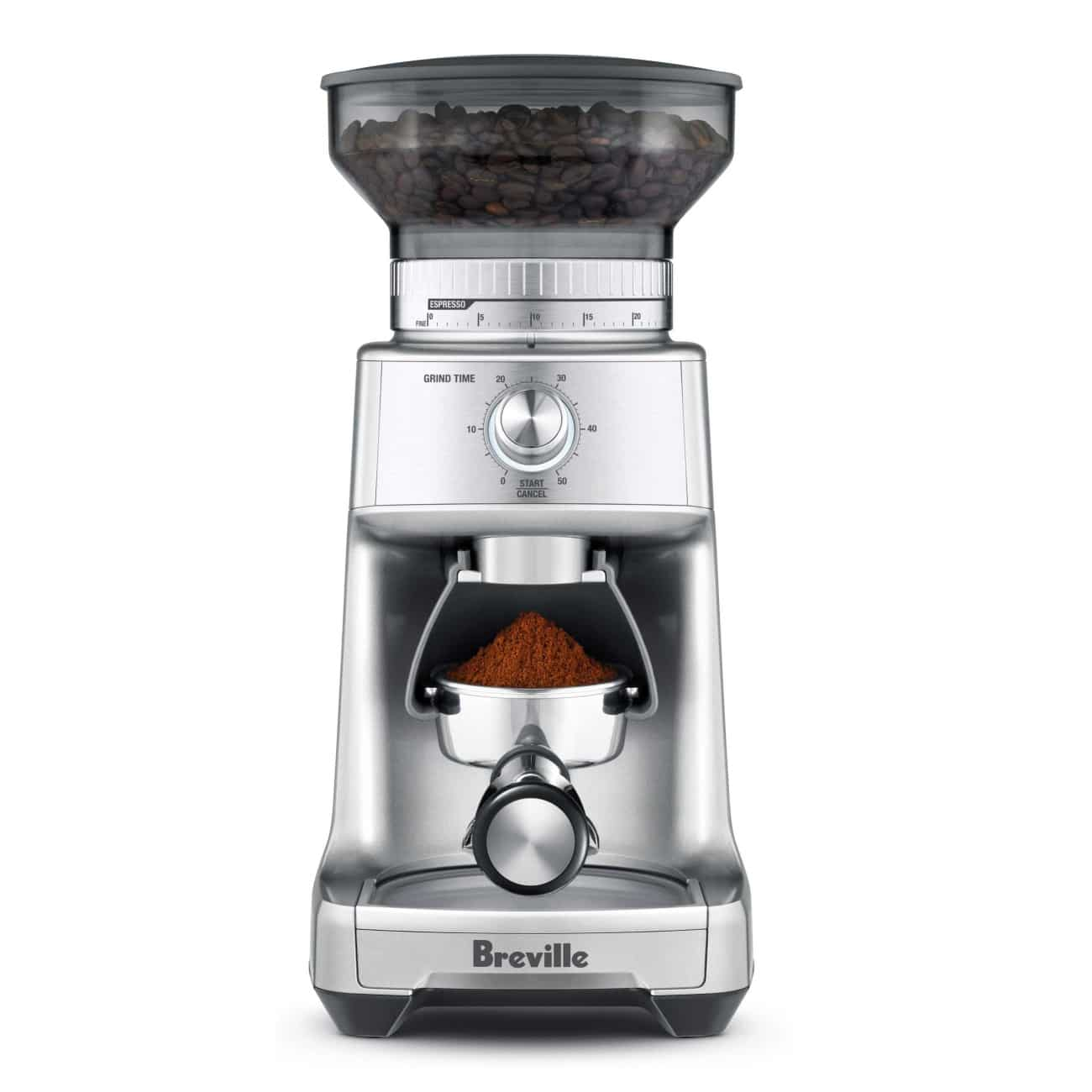 Breville BCG600SIL Coffee Bean Grinder