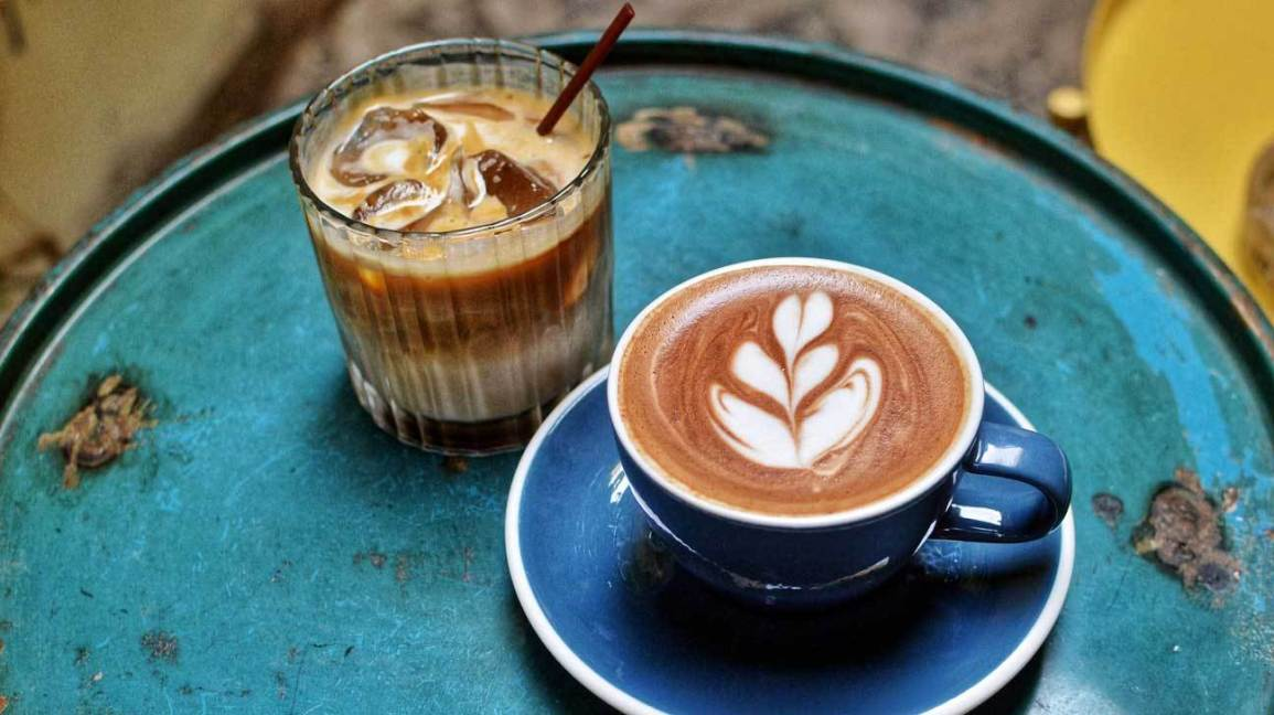 Coffee and its High Antioxidant Amount