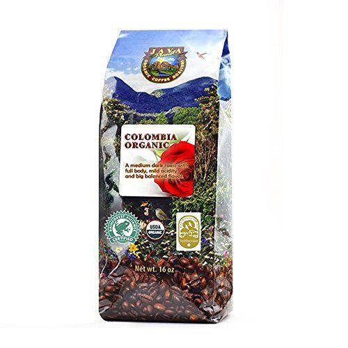Java Planet, Medium Dark Roast Coffee