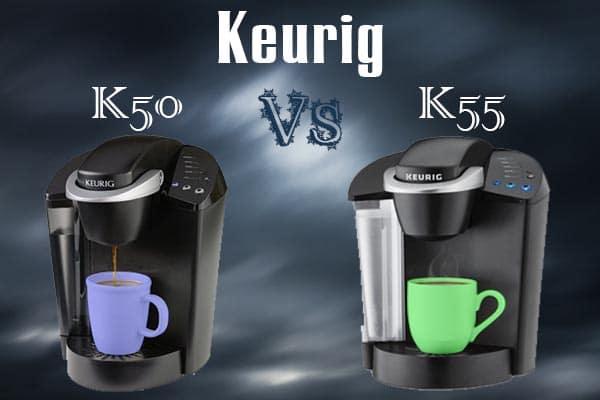 Keurig K55 VS Keurig K50 Taste