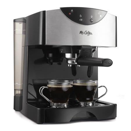 Mr. Coffee ECMP50 Espresso Machine