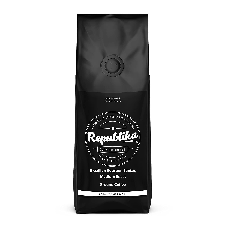 Republika Coffee Fairtrade Low Acid Organic Coffee