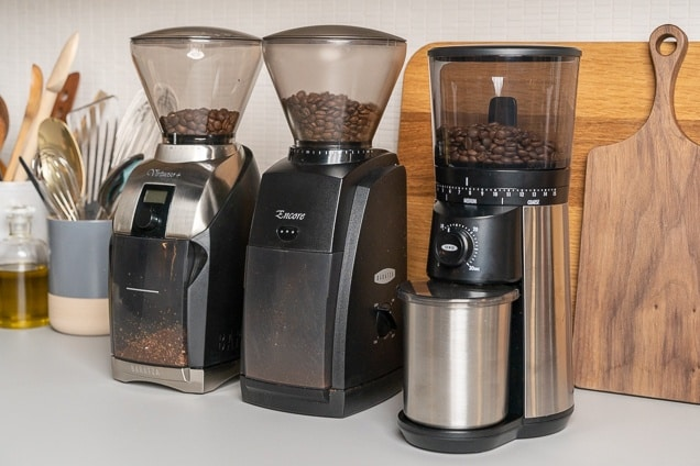 Choose The Best Coffee Grinder