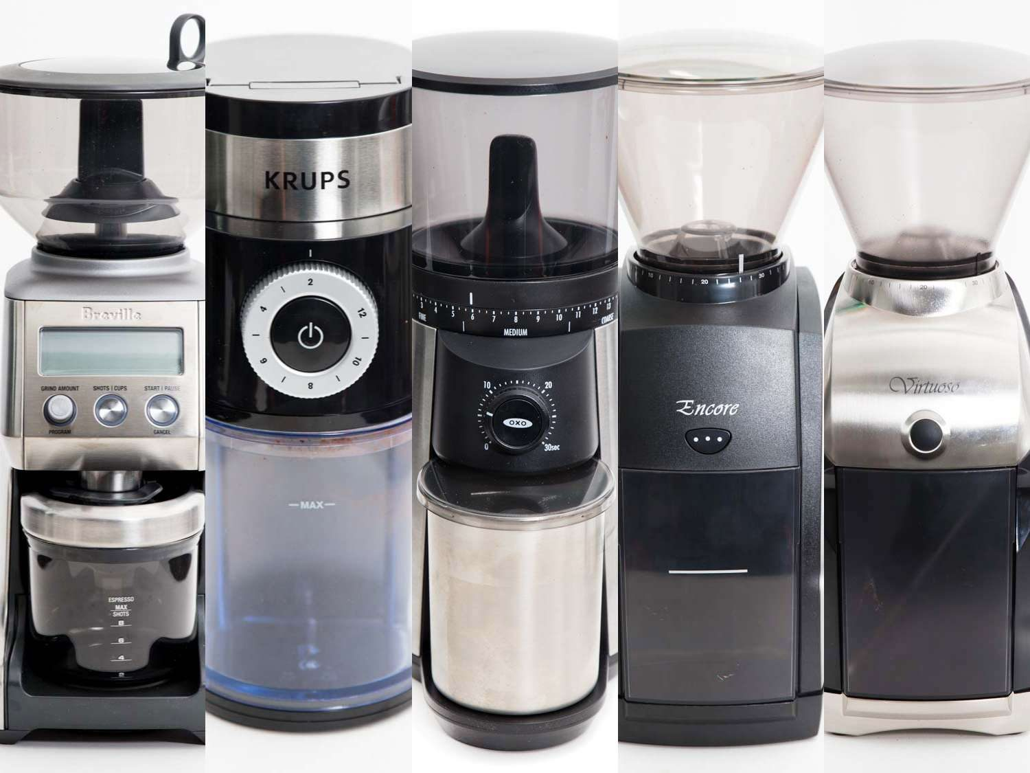 Choose The Best Coffee Grinder