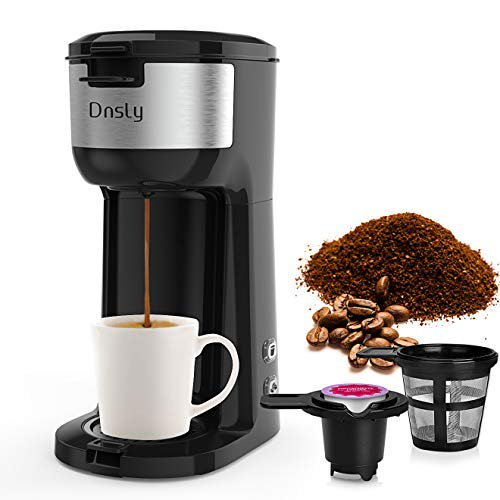 Dnsly Single Serve Coffee Maker