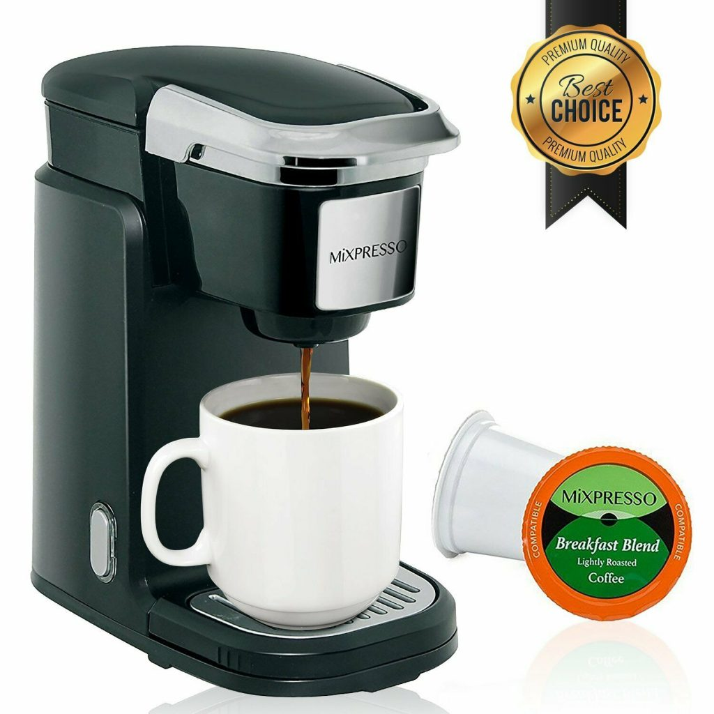 Mixpresso - Single Cup Coffee Maker