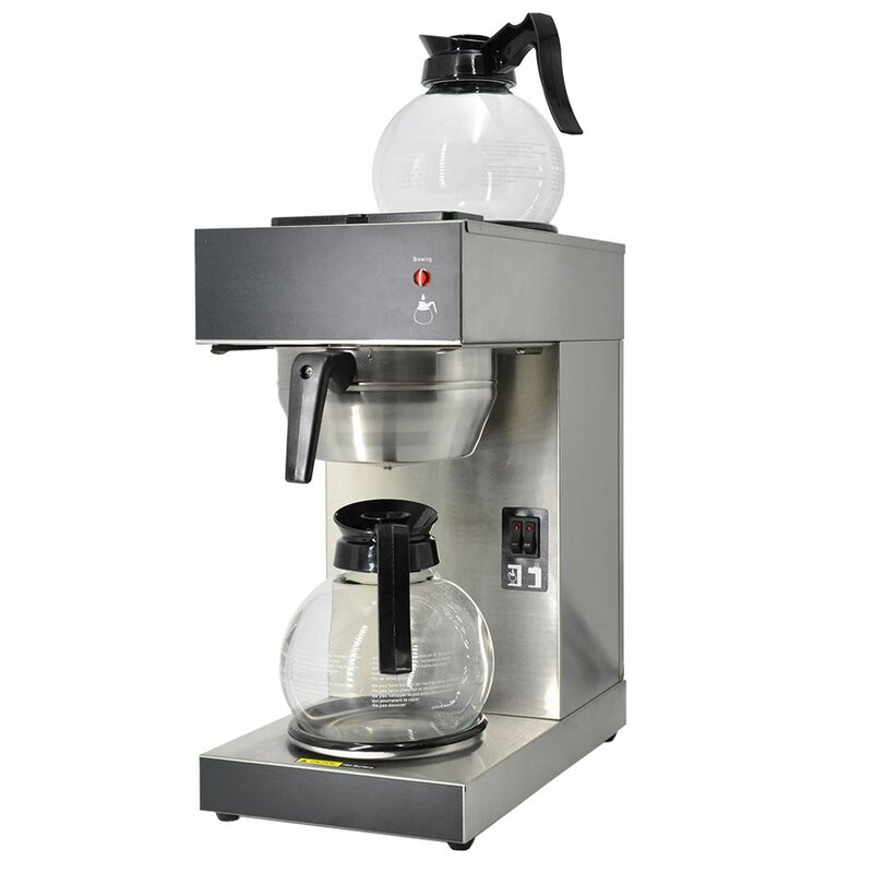 SYBO RUG2001 Commercial Grade Pour Over Coffee Maker and Brewer