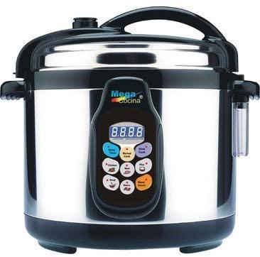 Mega Cocina Electric Pressure Cooker