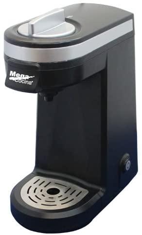 Mega Cocina Single Serve Compact K-Cup Brewer