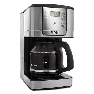 Mr. Coffee JWX27-NPA 12-cup Programmable Coffee Maker