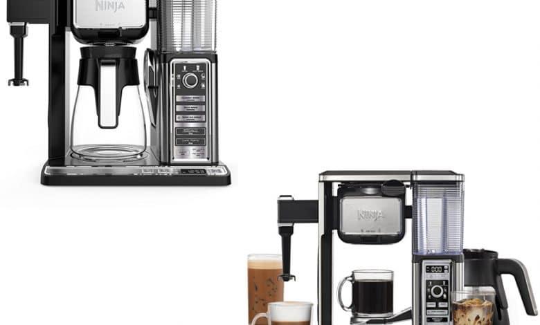 Ninja-Coffee-Bar-CF091-Vs-CF092