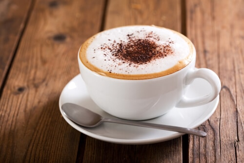 difference between latte macchiato and cappuccino