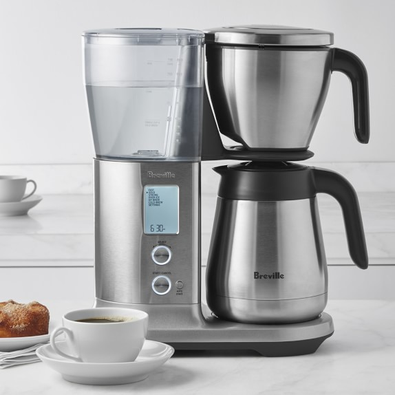 Breville BDC450 Precision Brewer the best coffee maker that brew at 200 degrees