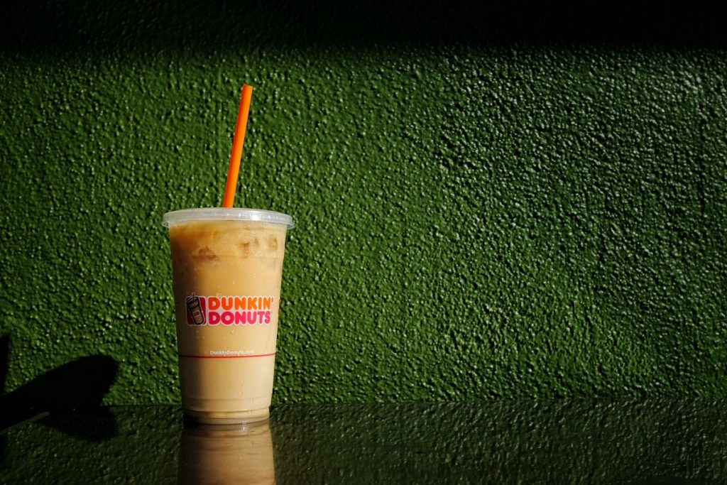 how to make dunkin donuts iced coffee at home
