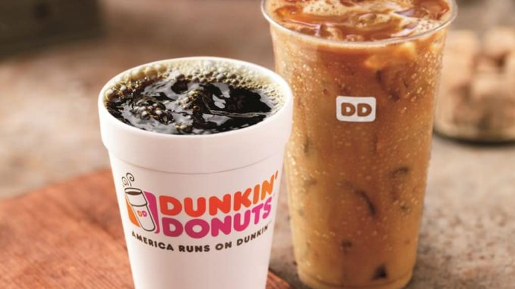 how to make dunkin doughnuts iced coffee