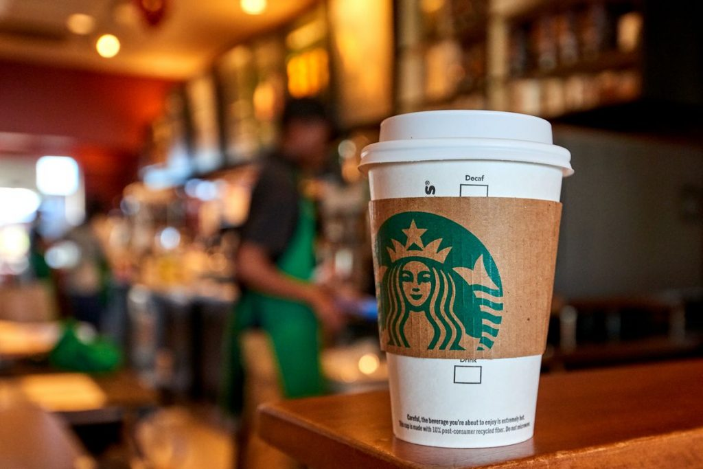 what coffee beans does starbucks use