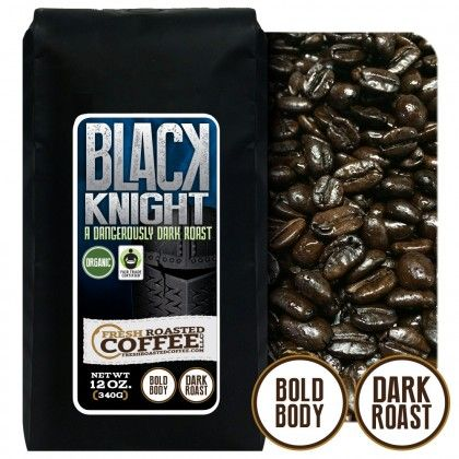 Black Night Organic French Roasted Coffee LLC