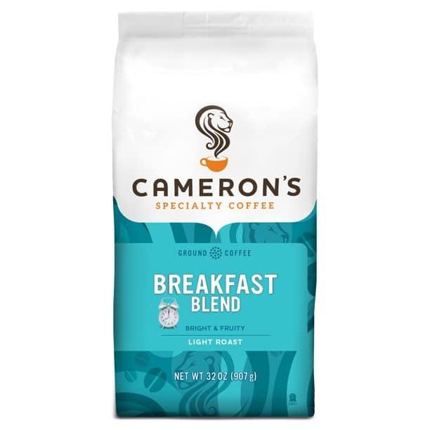 Cameron's Coffee Light Roast Breakfast Blend