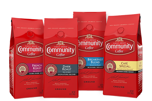 Community Coffee Flavored Coffee Variety Pack