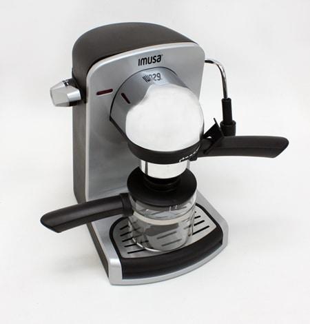 IMUSA Bistro Electric Espresso and Cappuccino Maker