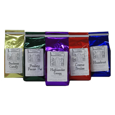 La Crema Coffee Gourmet Flavored Coffee