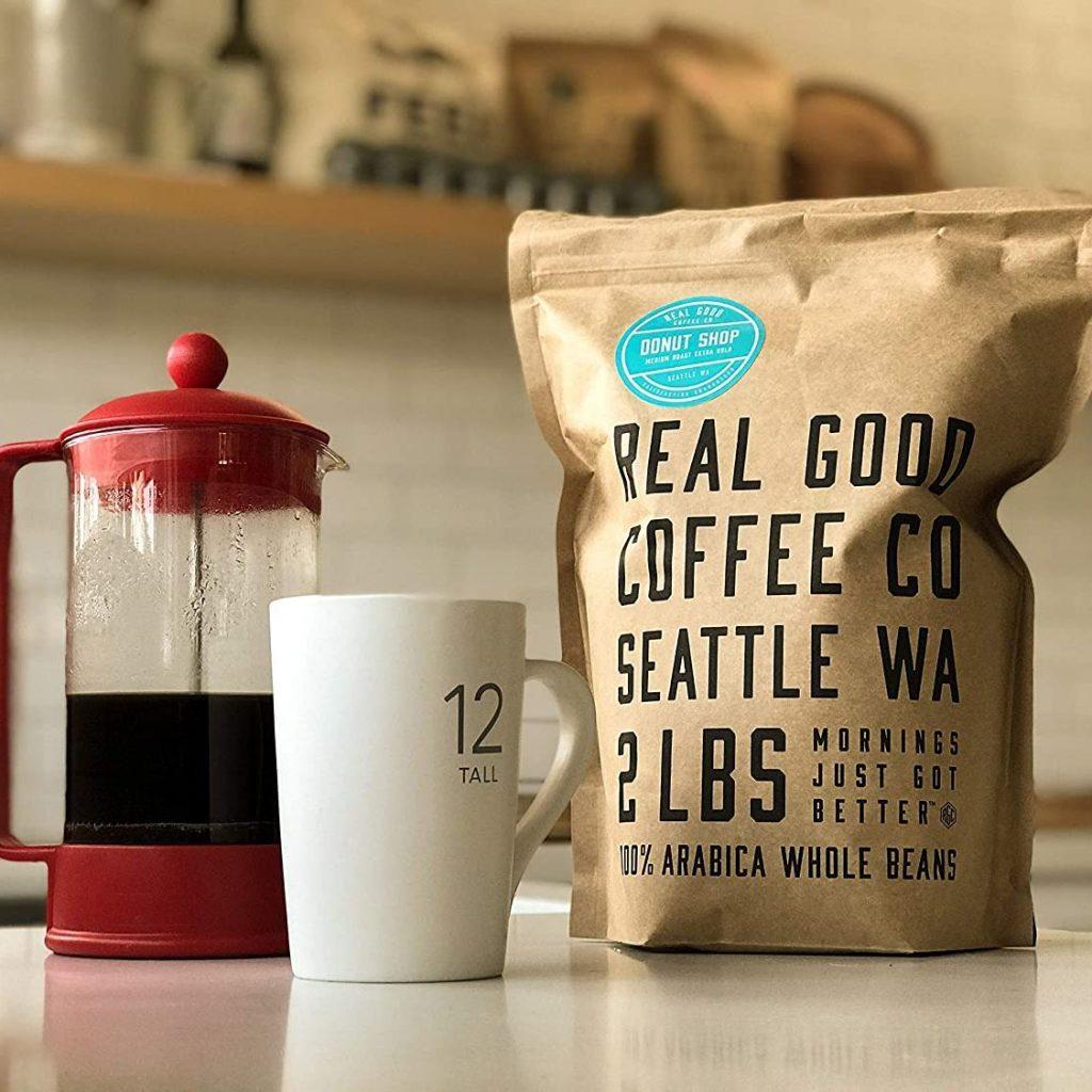 Real Good Coffee Co – Breakfast Light Blend