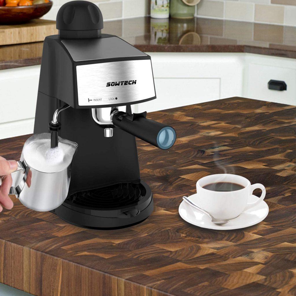 cheap espresso maker