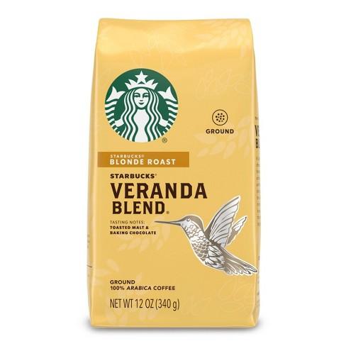 Starbucks Blonde Light Roast – Veranda Blend