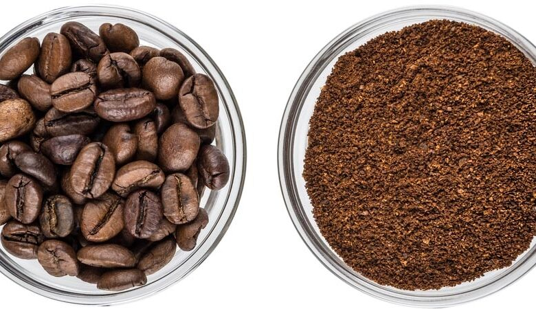 Whole Bean vs. Ground Coffee